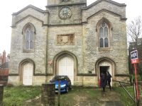 michael-lilley-mayor-ryde-st-thomas-church-outside