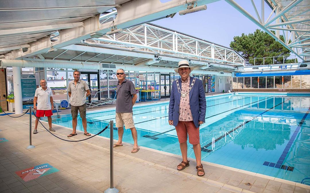 Waterside Pool – Reopens on 12th April 2021