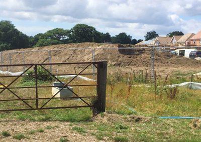 housing development Westridge Farm Ryde Isle of Wight