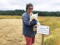 rosemary-fields-michael-lilley-mayor-ryde-isle-of-wight-muddie-dog