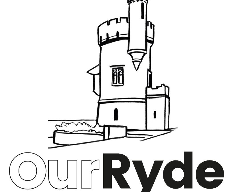 Ryde Residents stepping up to the plate and igniting hope in voters!